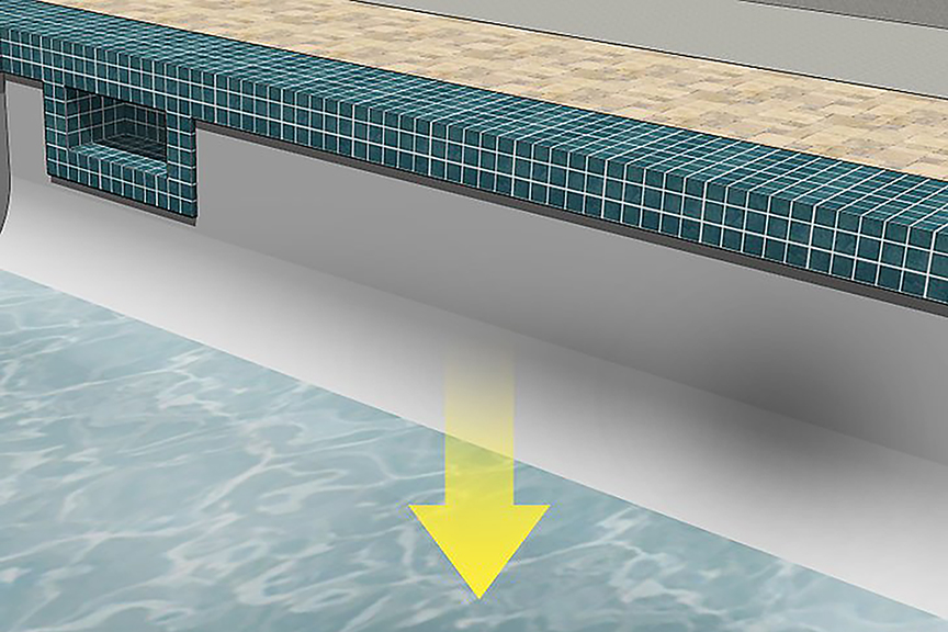 Check For Pool and Spa Leaks Yourself