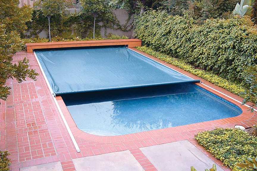 Keep Your Pool Cover In Check