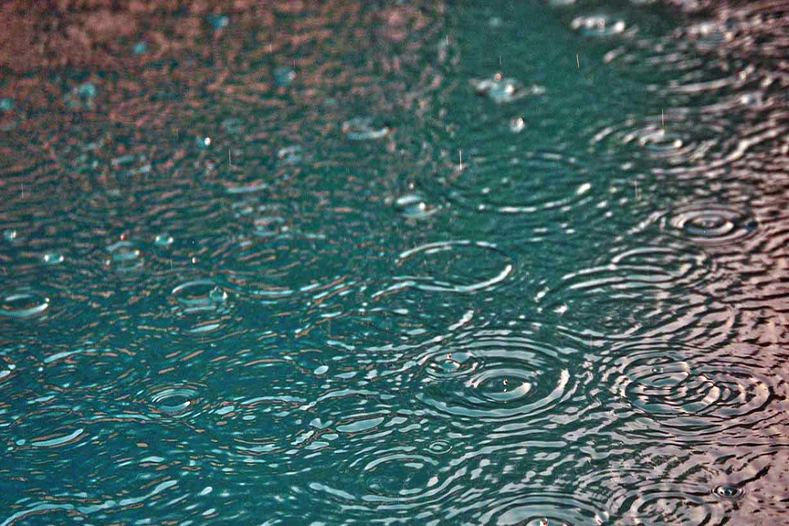 Maintaining Your Pool In Rainy Climates
